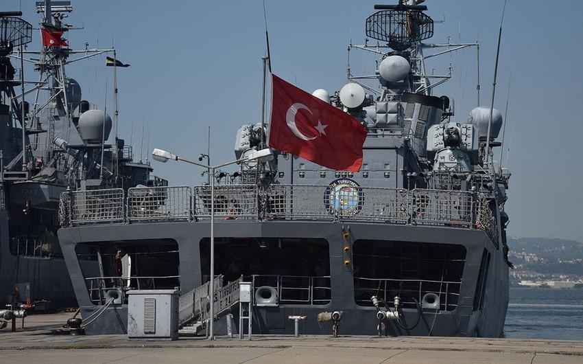Турция стартовала широкомасштабные учения в Эгейском и Средиземном морях