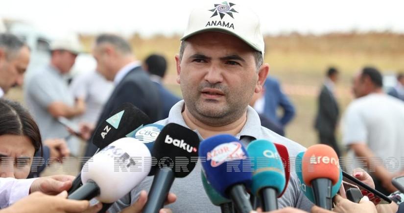 ANAMA Qarabağda 3 500 hektar ərazini partlamamış hərbi sursatdan təmizləyib