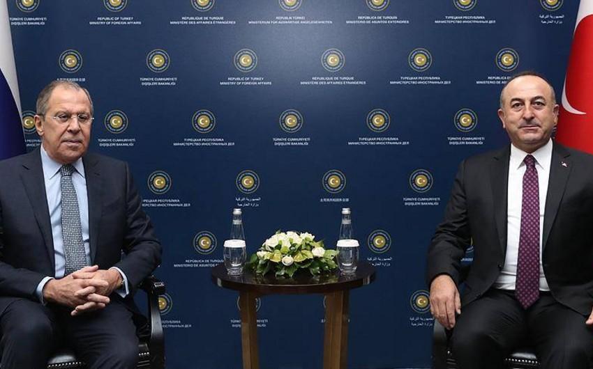 Rusiya XİN başçısı: Türk axını layihəsinin reallaşmasında irəliləyiş var