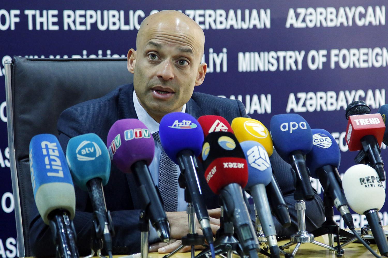Спецпредставитель генсека НАТО: Азербайджан оказывает надежную и последовательную поддержку НАТО