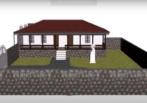 Подготовлен проект восстановления дома Бюльбюля в Шуше