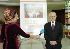 Ко Дню рождения старейшего дипломата Азербайджана