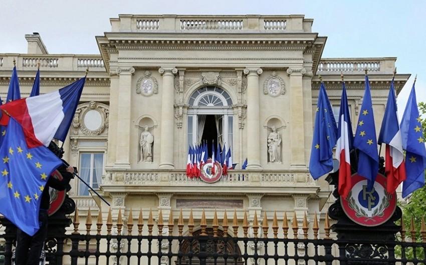 XİN: Fransa Dağlıq Qarabağdakı separatçı rejimi tanımır