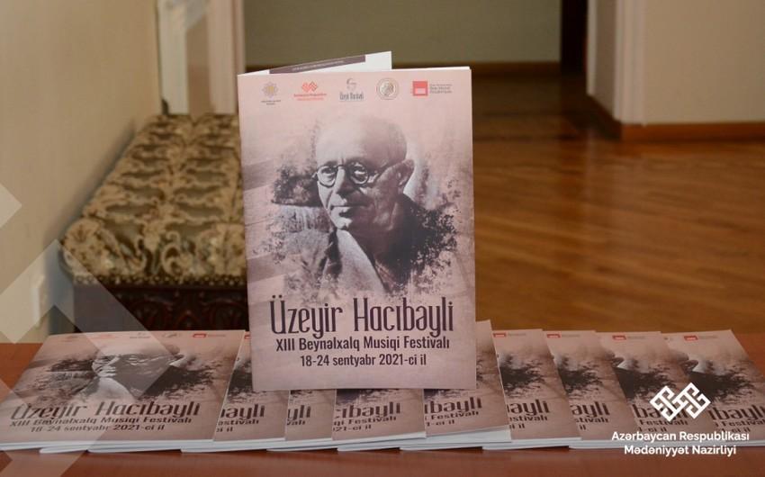 """""""Üzeyir Hacıbəyli və Müslüm Maqomayev"""" mövzusunda elmi konfrans keçirilib"""