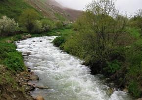 Начаты работы по предотвращению загрязнения Арменией реки Охчучай