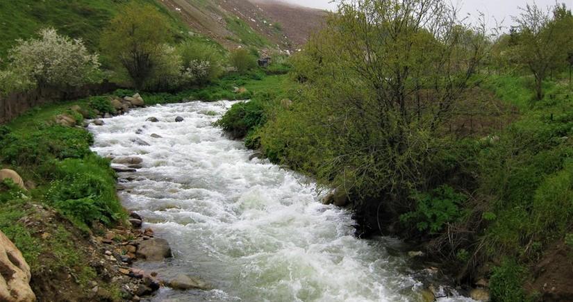 Ermənistanın Oxçuçayı çirkləndirməsinin qarşısını almaq üçün işlərə başlanılıb