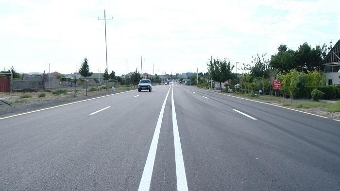 Часть дороги Баку-Губа реконструируют в этом году