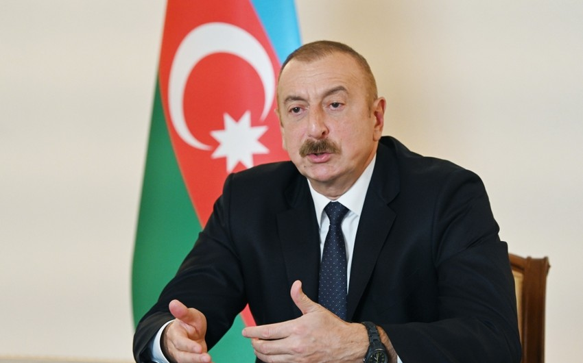 İlham Əliyev -