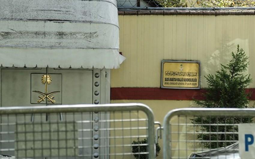 Səudiyyə Ərəbistanı İstanbuldakı Baş Konsulluğunun binasında axtarışa icazə verib
