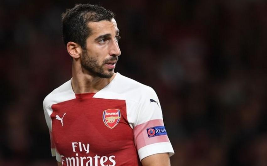 Arsenal Mxitaryanı yay transfer dövründə satmağa hazırlaşır