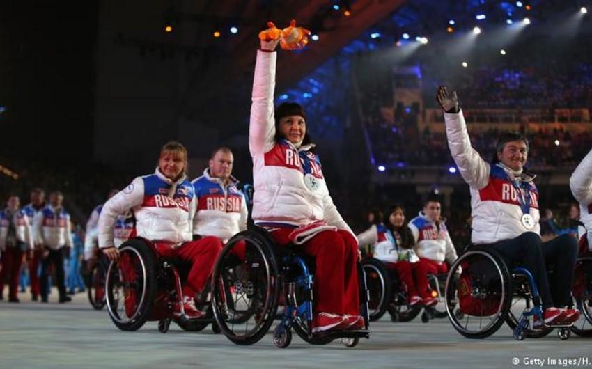 Qış Paralimpiya Oyunlarına Rusiyanın 30 idmançısı buraxılıb