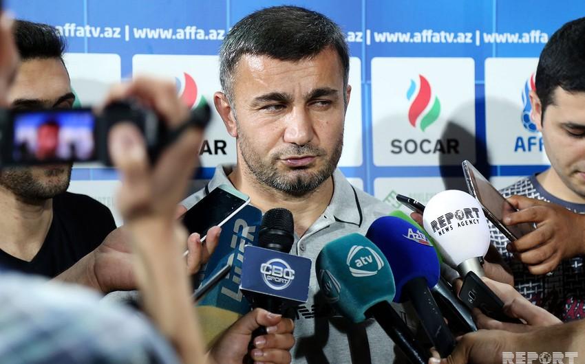 Qurban Qurbanov Azərbaycan millisinin 2 futbolçusunu cəzalandırıb