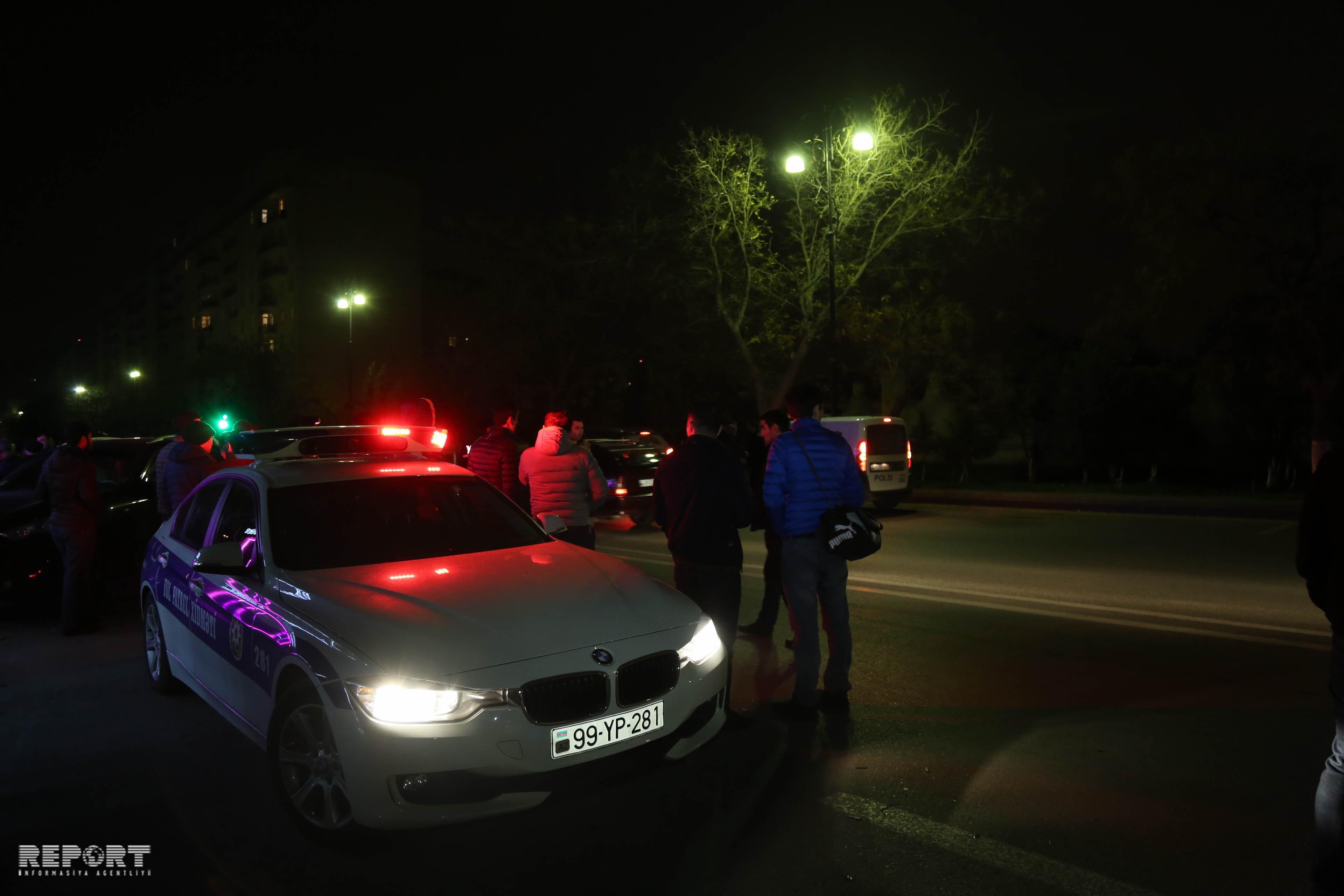 В Сумгайыте в результате ДТП пострадали двое малолетних детей