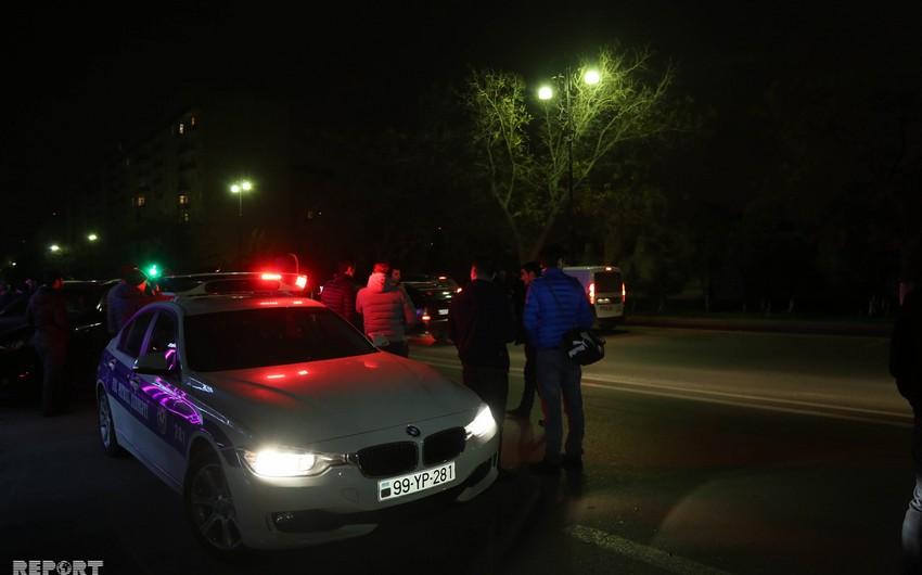 Sumqayıtda yol-nəqliyyat hadisələri nəticəsində iki azyaşlı ağır yaralanıb