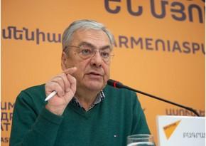 Bağrat Asatryan: Ermənistan hələ 2018-ci ildə Azərbaycanla barışmalıydı