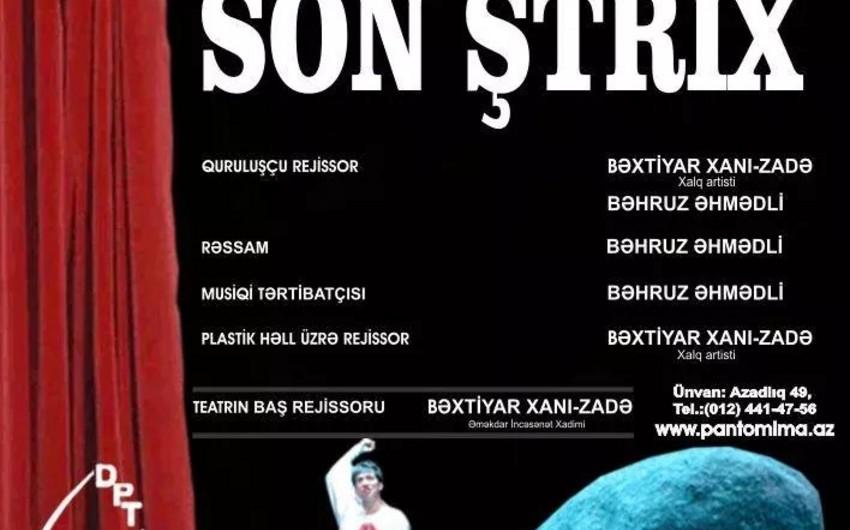 Pantomima Teatrı Gürcüstanda keçiriləcək festivalda iştirak edəcək