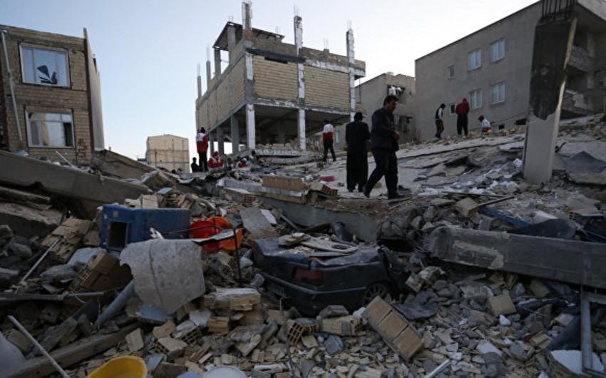 На юго-западе Ирана произошло землетрясение магнитудой 5,0