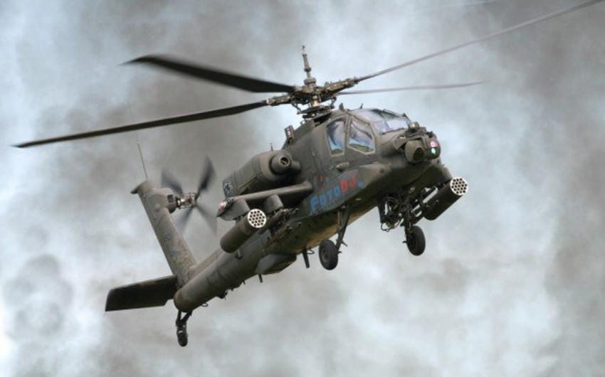 ABŞ-ın beş hərbi vertolyotu Polşada təcili eniş edib
