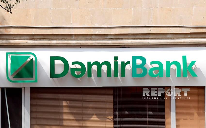 DəmirBank nağdlaşdırma limitini ləğv edir
