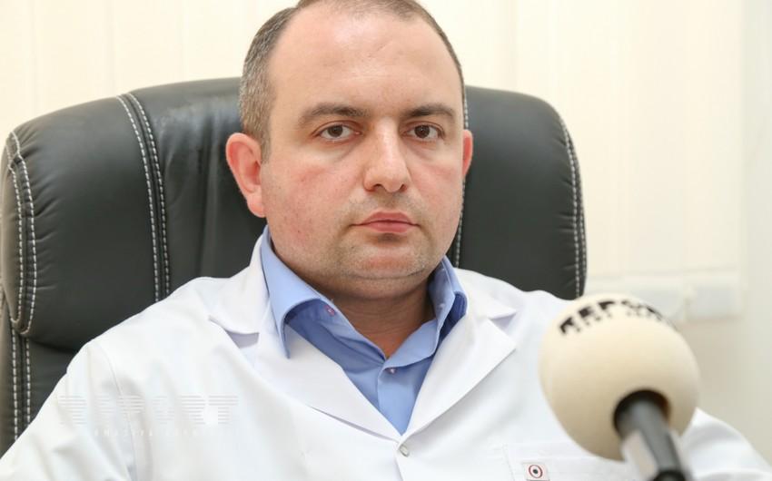 Anar Əliyev: Azərbaycanda zob xəstəliyinin müalicəsində yenilik tətbiq olunur
