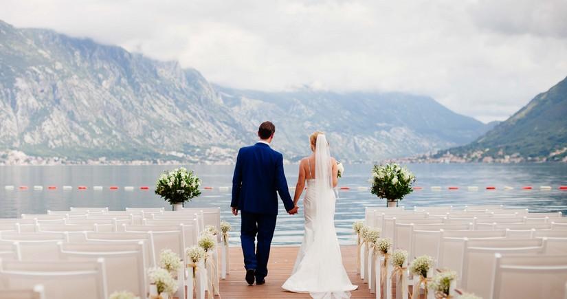 Свадьбы можно проводить на открытом воздухе - МНЕНИЯ