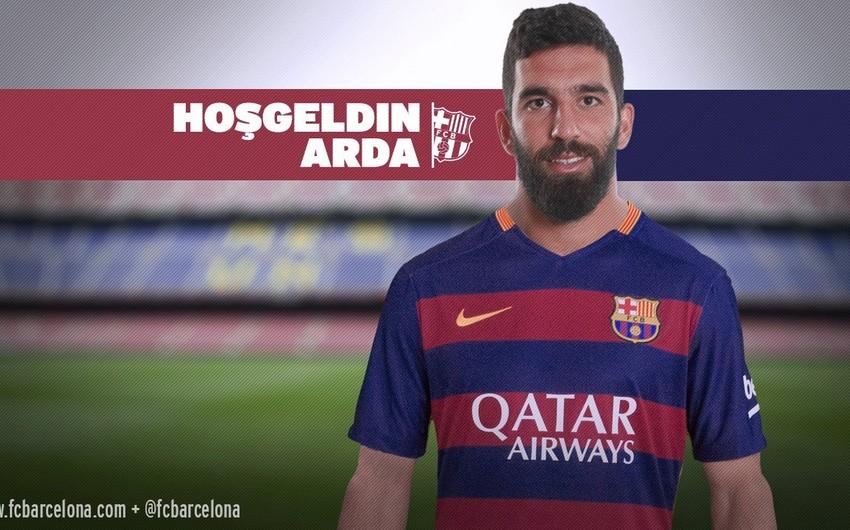 Арда Туран перешел в Барселону