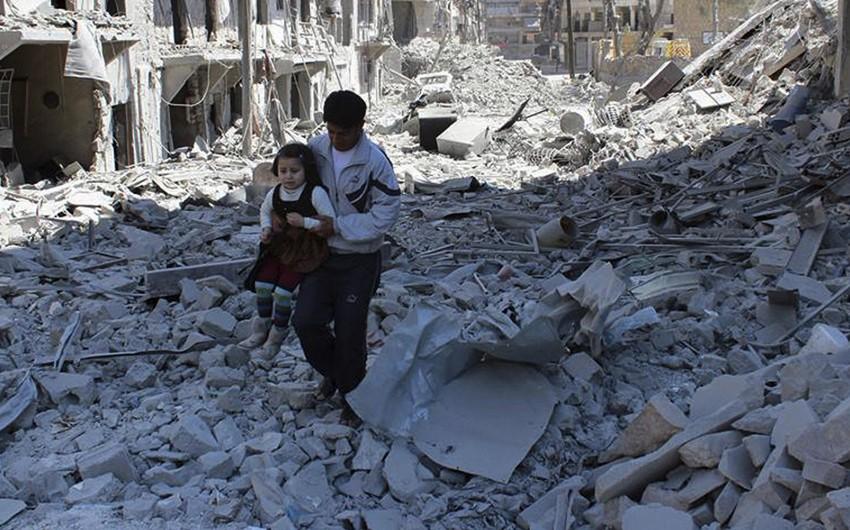 Koalisiya: İŞİD-ə qarşı əməliyyatlarda 484 dinc sakin həlak olub
