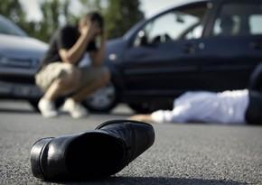 Bakıda avtomobil kişini vuraraq öldürüb