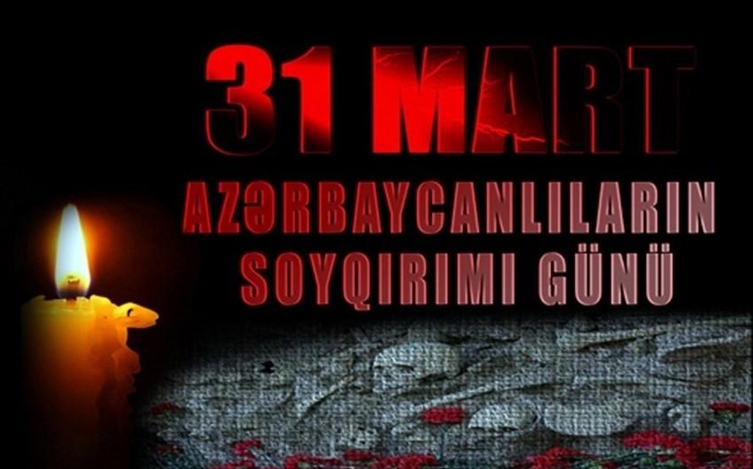 Müdafiə Nazirliyi Azərbaycanlıların Soyqırımı Günü ilə bağlı film hazırlayıb - VİDEO