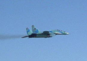 Azerbaijan Air Force carries out practical flights