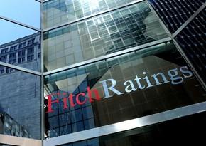 Fitch: SGC-nin nağd pula olan ehtiyacları əldə olunan gəlir hesabına təmin ediləcək