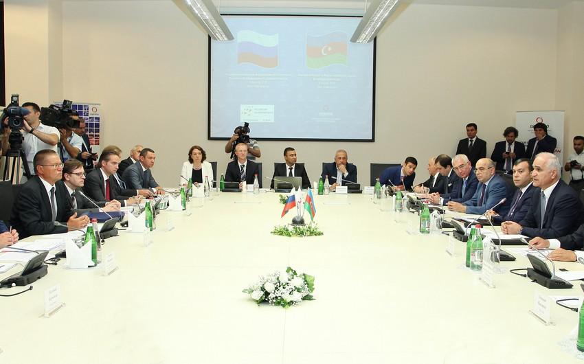 Bakıda Azərbaycan-Rusiya biznes forumu keçirilib