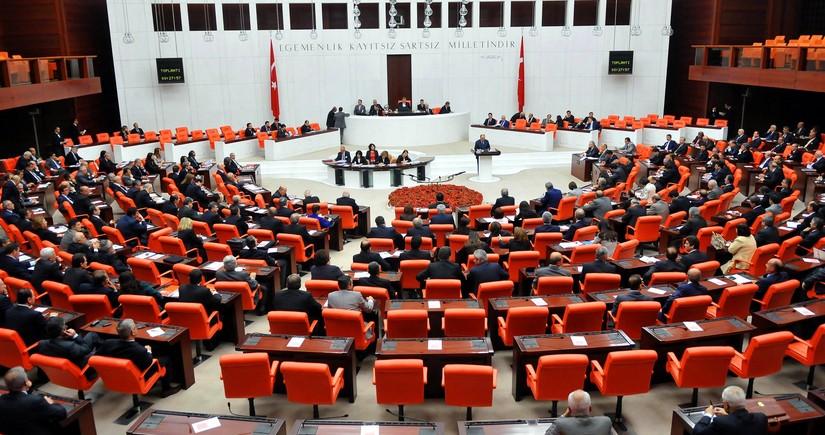 TBMM Latviya parlamentinin erməni soyqırımı qərarını pisləyib