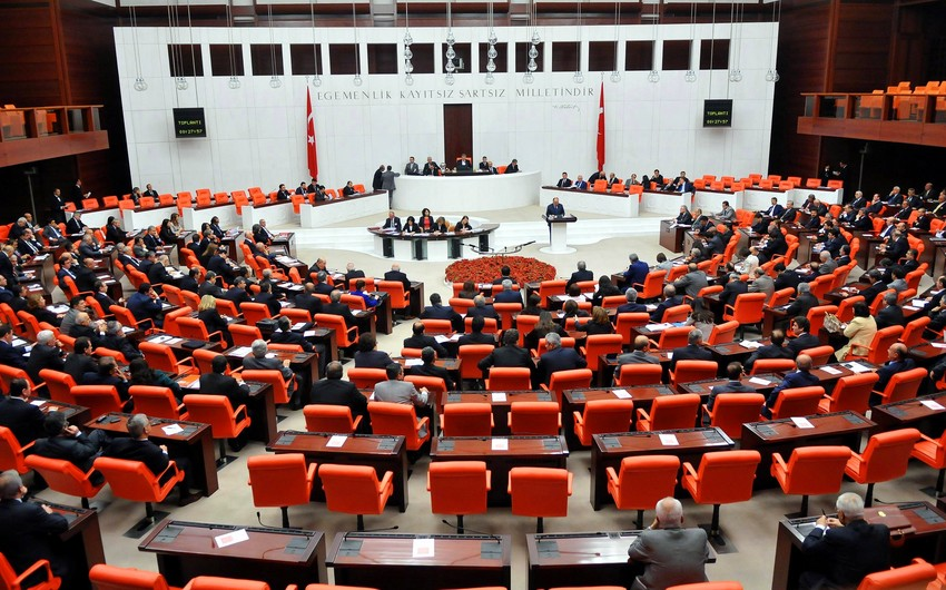 Turkish parliament holds event on 29th anniversary of Khojaly genocide