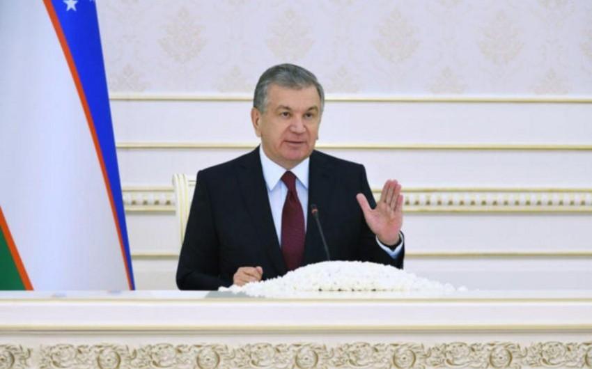 Обнародована программа визита президента Узбекистана в Азербайджан