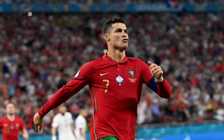DÇ-2022: Ronaldu Azərbaycan millisi ilə oyuna çağırılıb