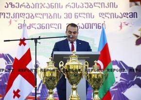 Gürcüstan XİN: Regionda sülhün bərqərar olması Azərbaycanla ortaq məqsədimizdir