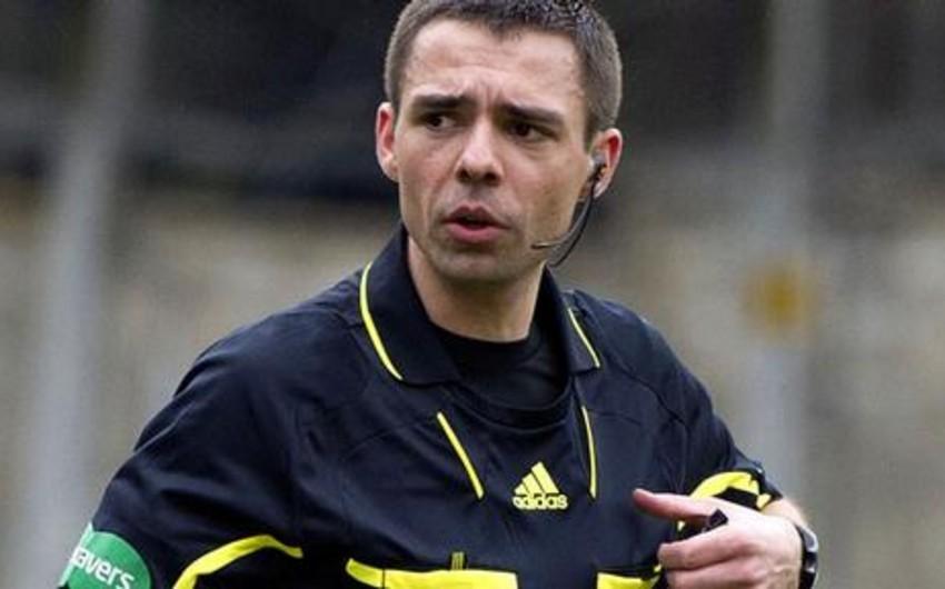 Scottish referees to control Mladost vs Neftchi match