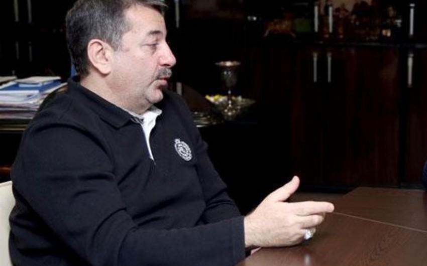 Vaqif Sadıqov: Azərbaycan millisi qrupda 3-cü yer uğrunda mübarizə aparacaq gücdədir