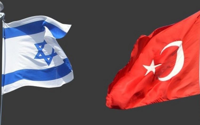İsrail hökuməti Türkiyə ilə razılaşma sənədini təsdiqləyib