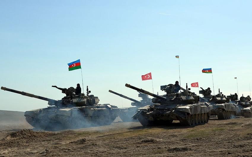 Türkiyə Ordusunun polkovniki Azərbaycanla birgə keçirilən təlimlərin məqsədini açıqlayıb
