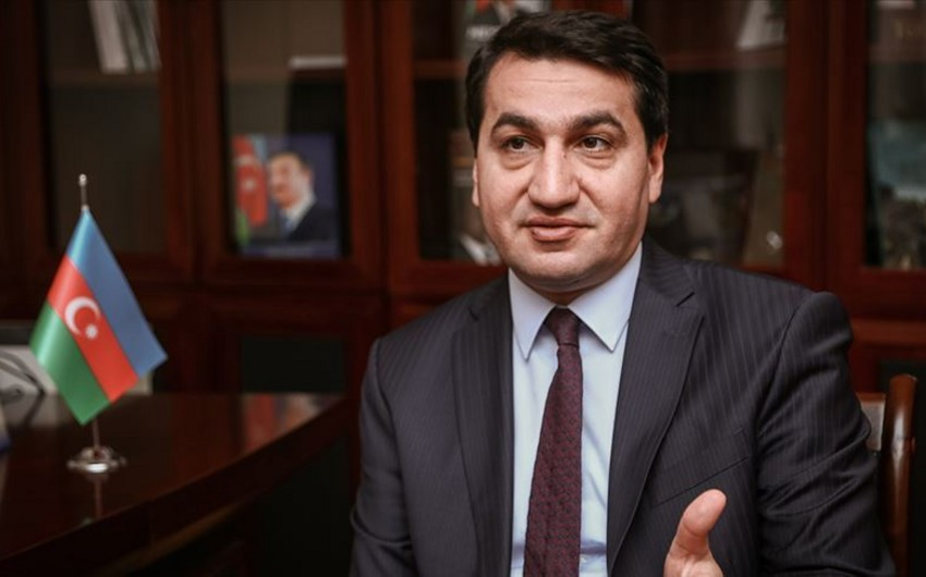 Hikmat Hajiyev: Azerbaijan expects the EU to be more involved in a number of issues in energy and trade