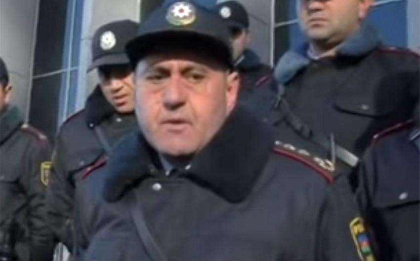 Polkovnik Kamal Vəlişov təqaüdə göndərilib