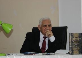 Нариман Гасанзаде награжден орденом Истиглал