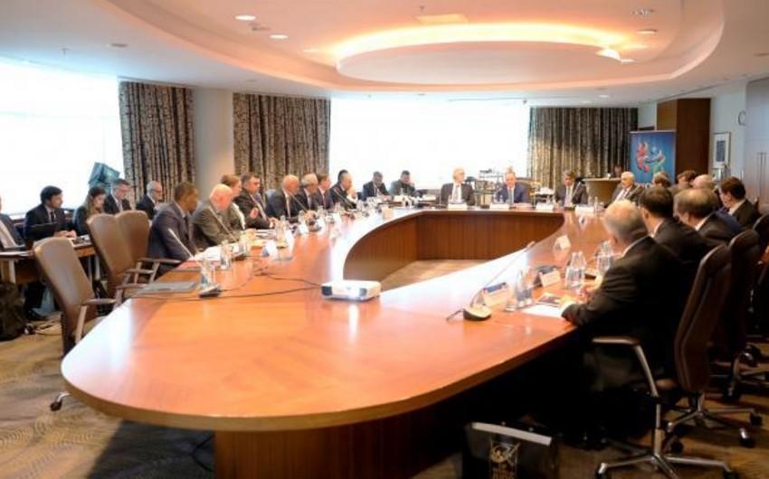 Bakıda Beynəlxalq Cüdo Federasiyası İcraiyyə Komitəsinin iclası keçirilib