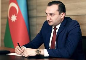 Пярвиз Шахбазов назначил своим советником преподавателя Лондонского вуза
