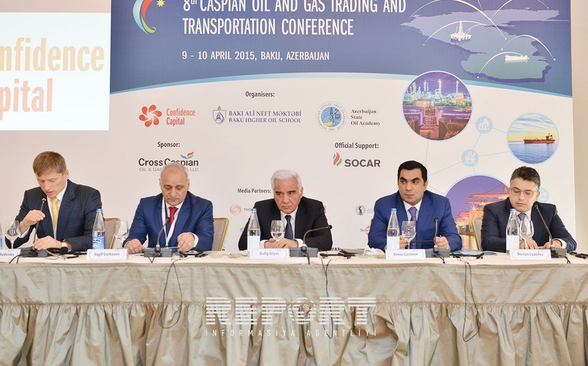 8th Caspian oil and gas trading and transportation conference kicks off in Baku