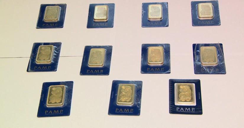 В Баку из квартиры украдены золотые слитки на 80 тысяч долларов