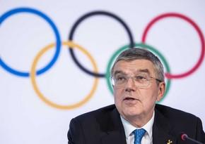 Tomas Bax: Tokio olimpiadasının yenidən təxirə salınması üçün əsas görmürəm