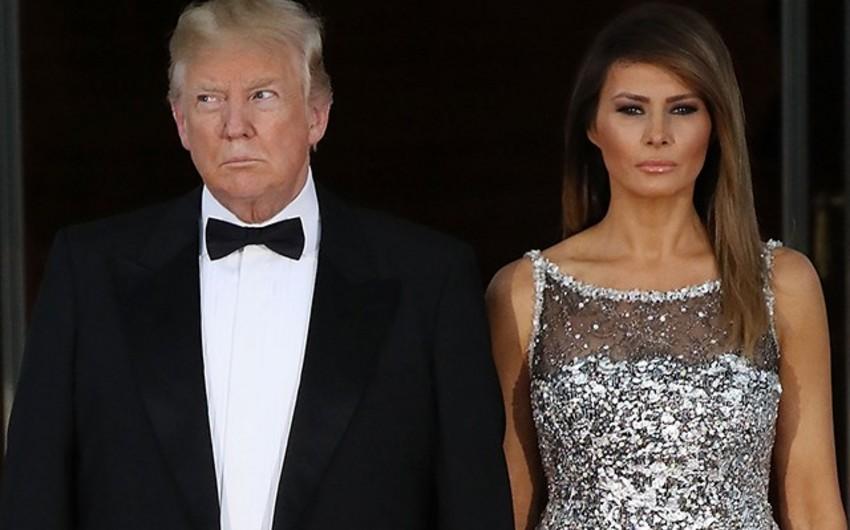 ABŞ Prezidenti və Çexiyanın Baş naziri görüş zamanı xanımlarını yaddan çıxarıblar - VİDEO